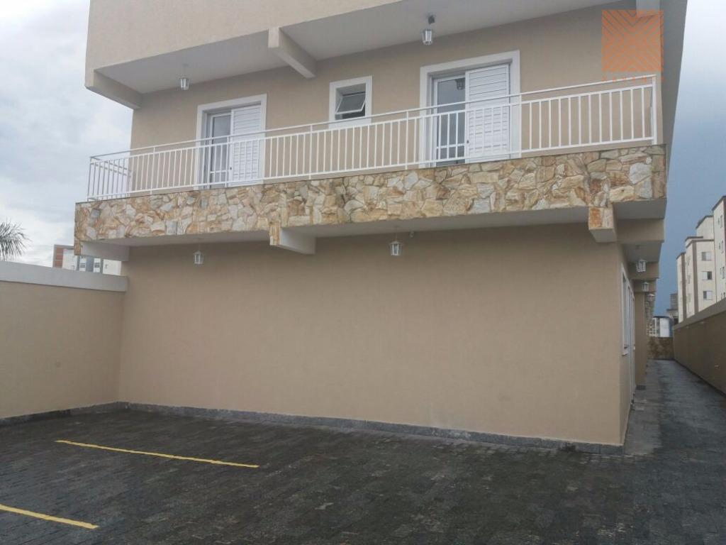 Sobrado residencial à venda, Vila Paranaguá, São Paulo.