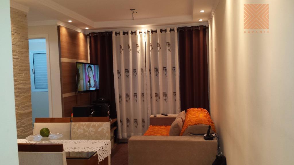 Apartamento residencial à venda, Colônia (Zona Leste), São Paulo.