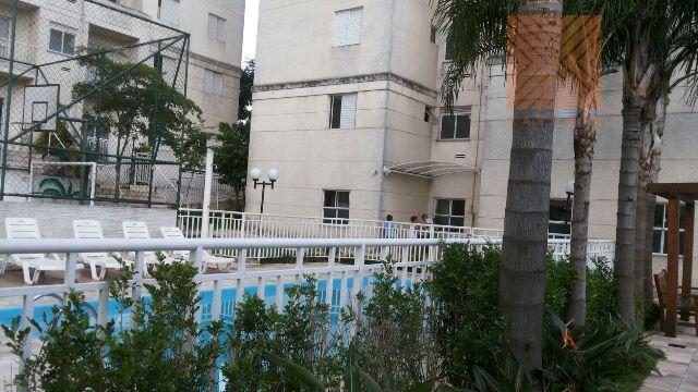 Apartamento residencial à venda, Vila Talarico, São Paulo.