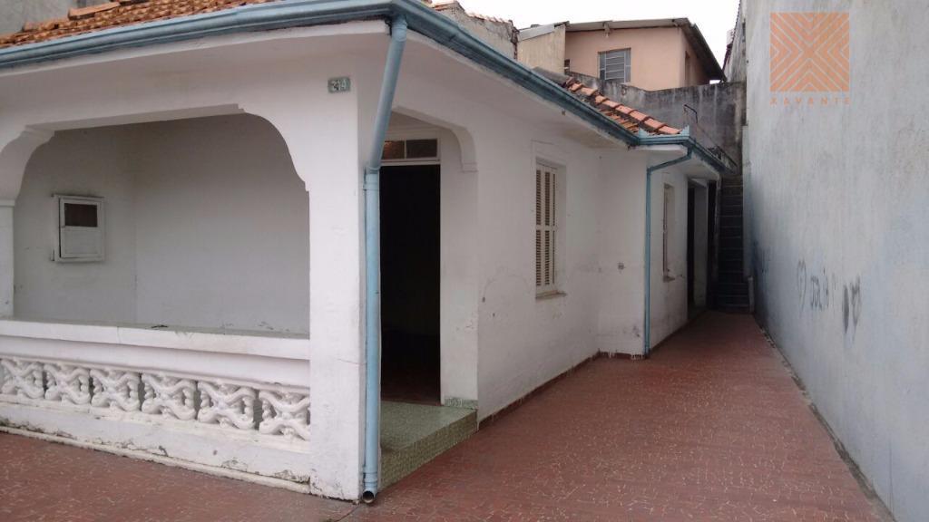 Terreno residencial à venda, Penha de França, São Paulo.