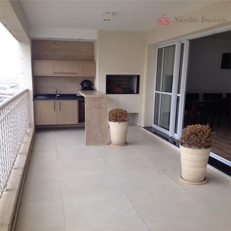 Apartamento no condomínio Stupendo Mooca -  MARAVILHOSO