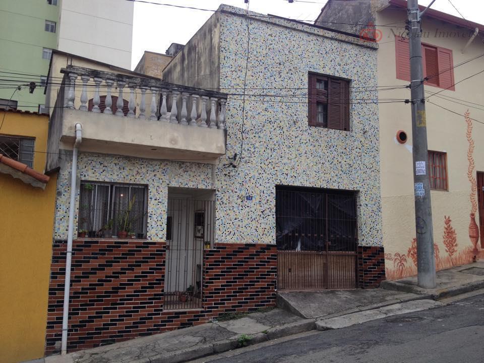Sobrado  residencial à venda, Vila Charlote, São Paulo.