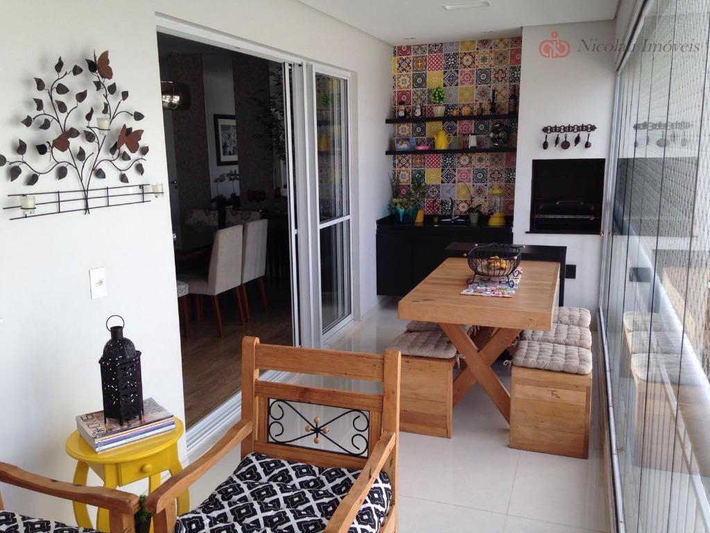 Apartamento  residencial à venda, Vila Regente Feijó, São Paulo.