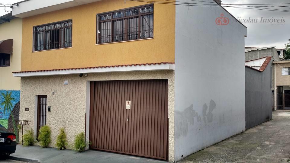 Sobrado  residencial à venda, Vila Invernada, São Paulo.