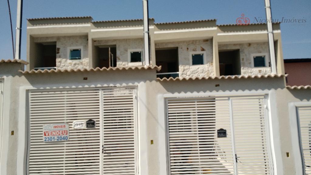 Sobrado residencial à venda, Vila Sirene, São Paulo - AP0051.