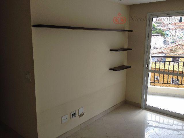 Apartamento de 3 Dormitórios, 1 Suíte e 2 Vagas no Alto da Moóca