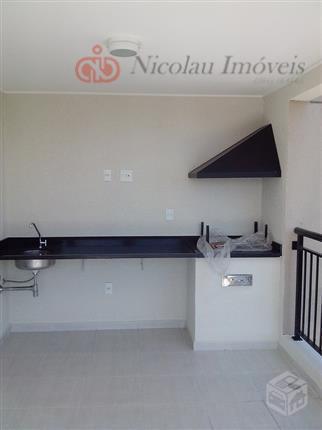 Apartamento de 2 Dormitórios Terraço Gourmet e 2 Vagas na Vila Formosa