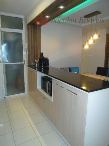 Apartamento de 3 Dormitórios sendo 1 Suíte e 2 Vagas no Parque São Lucas