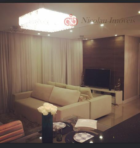 Lindo Apartamento de 2 Dormitórios Lazer Completo Próximo ao Metrô Vila Prudente