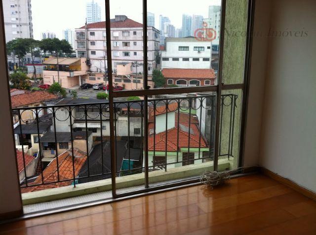 Apartamento no TATUAPÉ 3DORMS 1VAGA para locação, Vila Formosa, São Paulo.