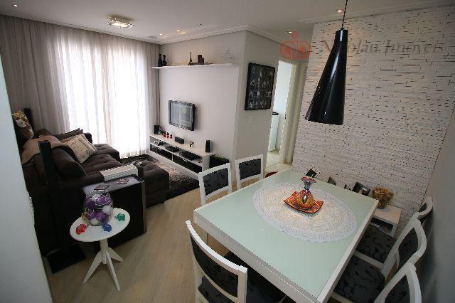 Lindo Apartamento de 2 Dormitórios Lazer Completo no Tatuapé