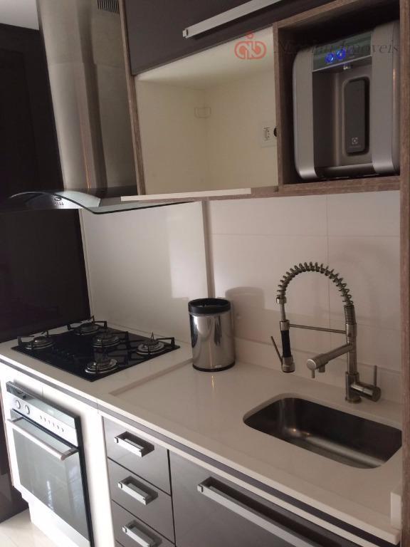 Apartamento de 3 Dormitórios sendo 1 Suíte Lazer Completo na Vila Carrão