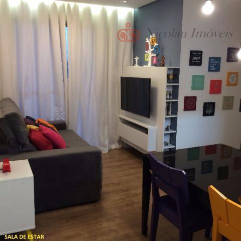 Apartamento de 3 Dormitórios sendo 1 Suíte Lazer Completo no Tatuapé
