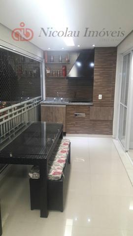 Apartamento de 3 Dormitórios sendo 1 Suíte e 2 Vagas Próximo ao Metrô Vila Prudente