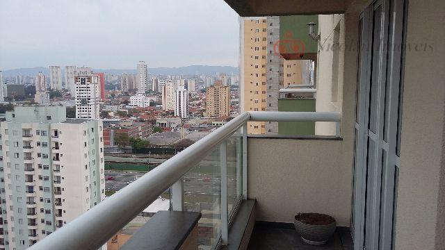 Apartamento de 2 Dormitórios sendo 1 Suíte Lazer Completo Próximo ao Metrô Carrão