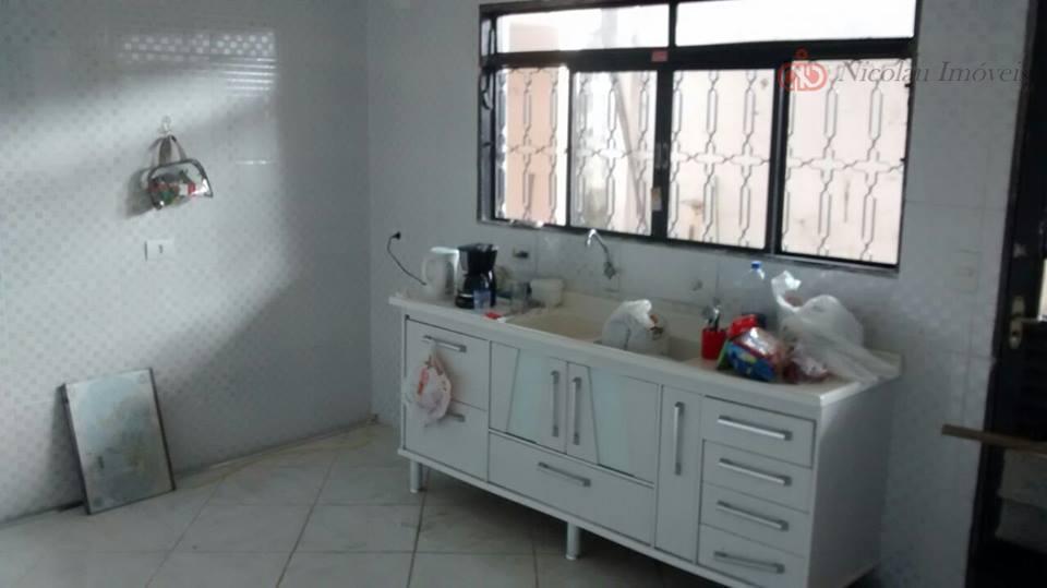 Sobrado residencial para locação, Chácara Belenzinho, São Paulo.