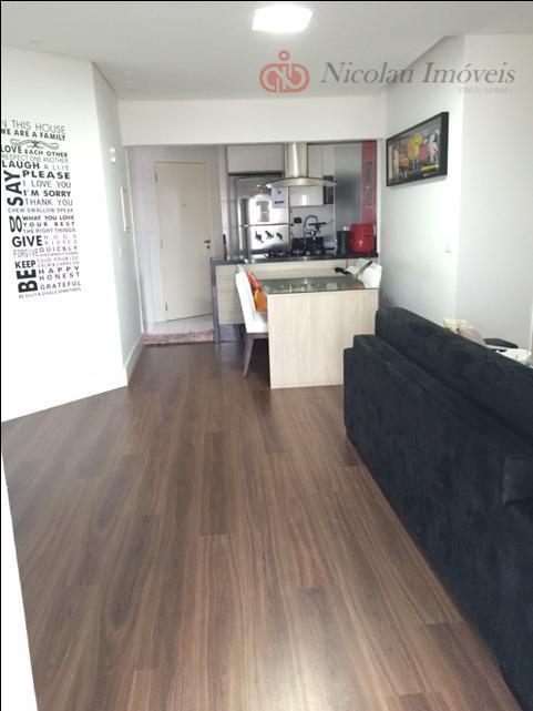 Apartamento residencial à venda, Vila Formosa, São Paulo.