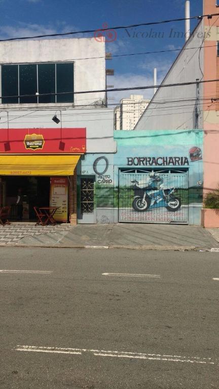 Terreno residencial à venda, Vila Prudente, São Paulo.