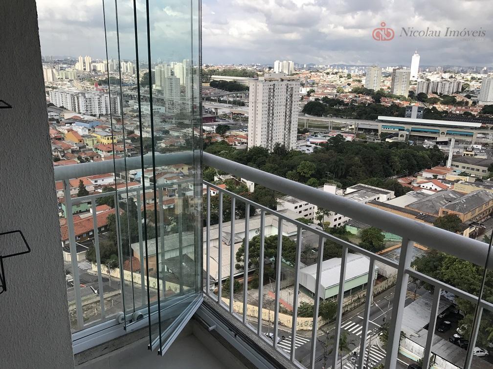 Apartamento residencial para locação, Vila Santa Clara, São Paulo.