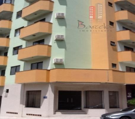 Apartamento residencial à venda, Centro, Barra Velha.