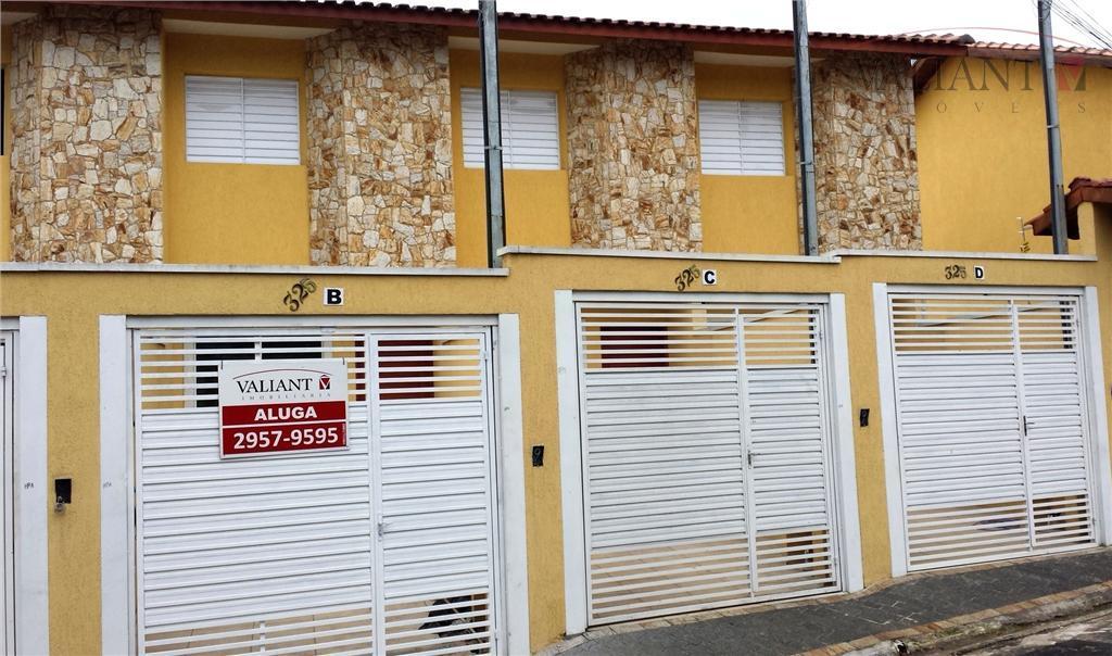 Sobrado residencial para venda e locação, Ermelino Matarazzo, São Paulo - SO0036.