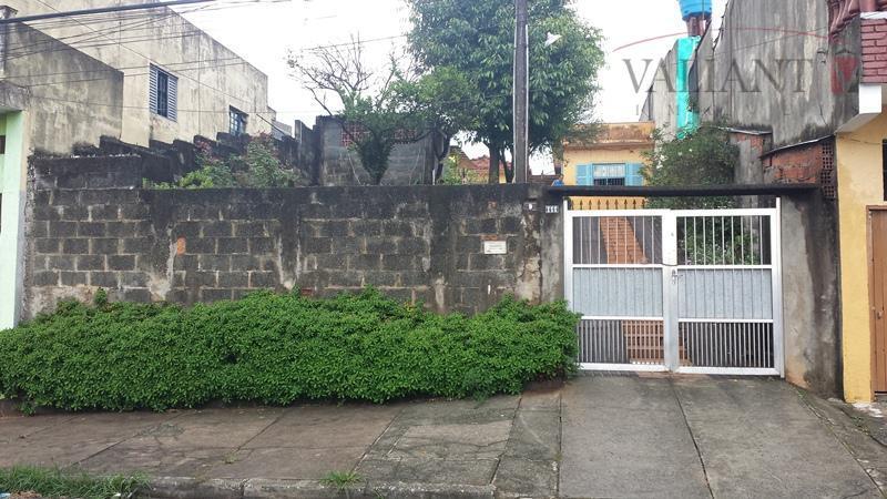 Excelente terreno residencial à venda, Jardim Nazareth, São Paulo.