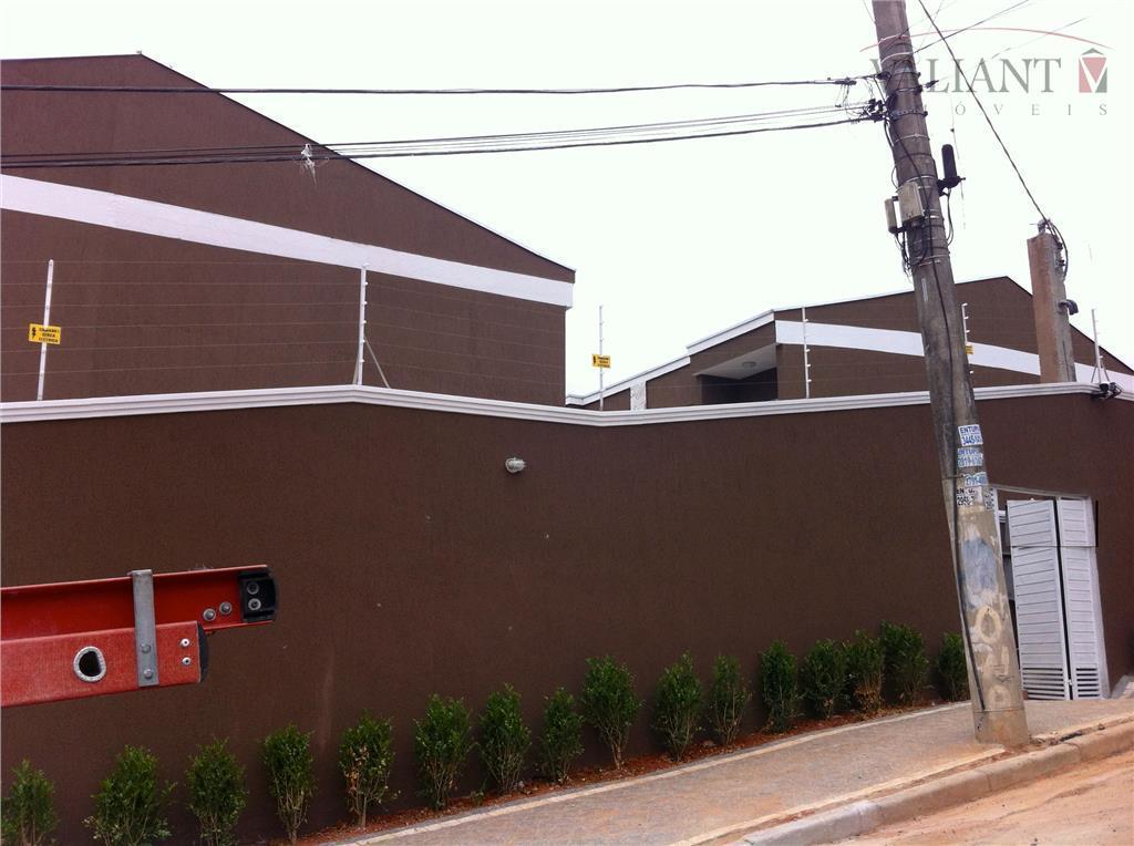 Sobrado Novo residencial à venda, Vila Ré, São Paulo.