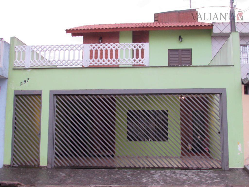 Sobrado 3 Dorm (1Suíte Master) - Vila Rio Branco.