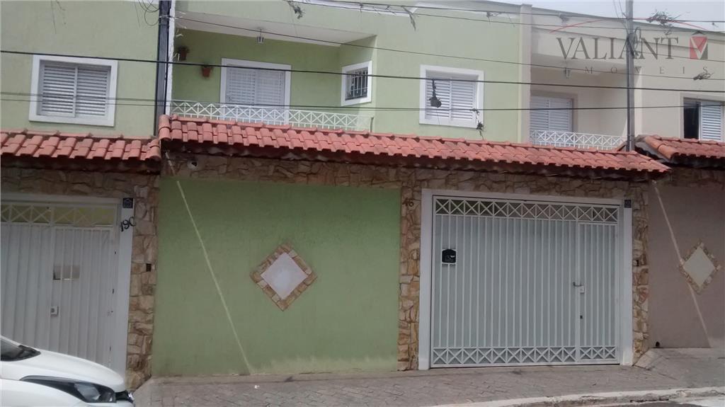 Sobrado  3 Dorm (1 Suíte) - Vila Ponte Rasa, São Paulo.