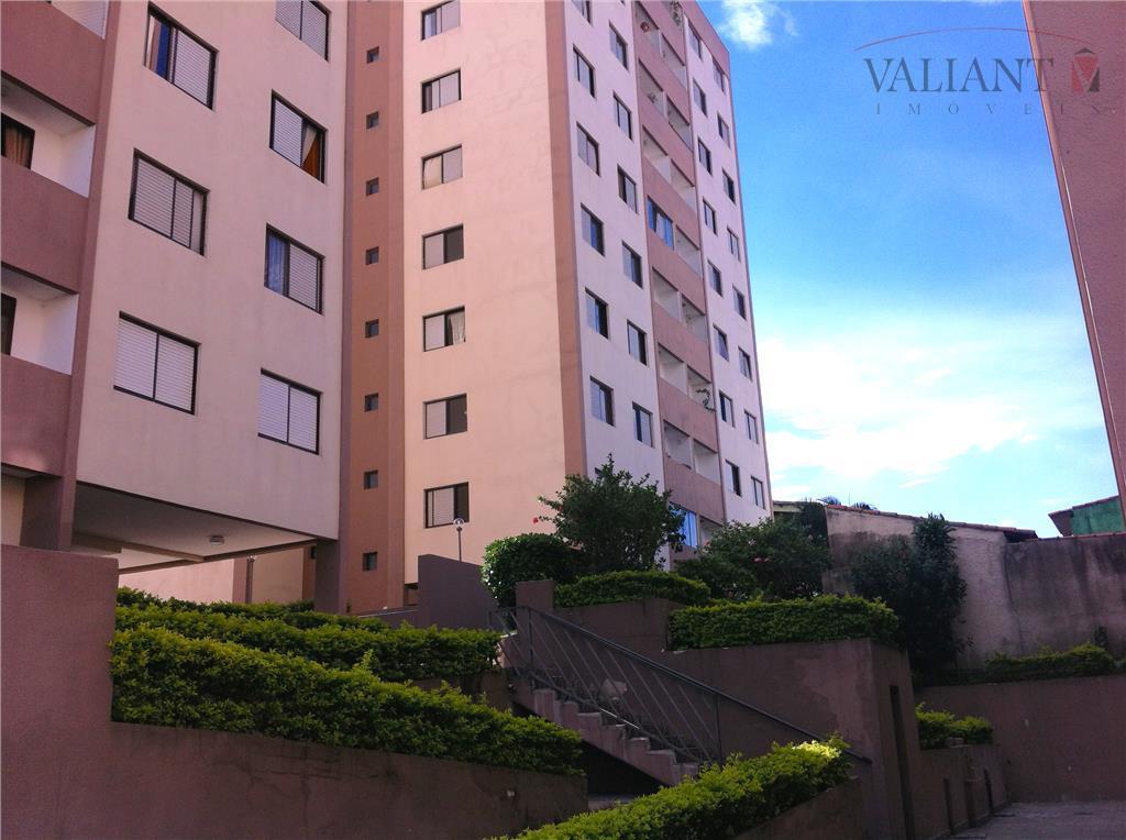 Apartamento residencial para locação, São Paulo.