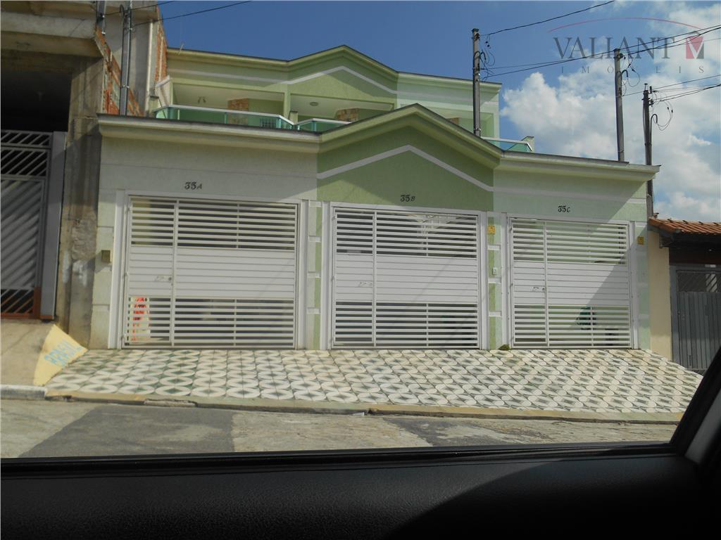 Sobrado  residencial à venda, Vila Santa Lúcia, São Paulo.