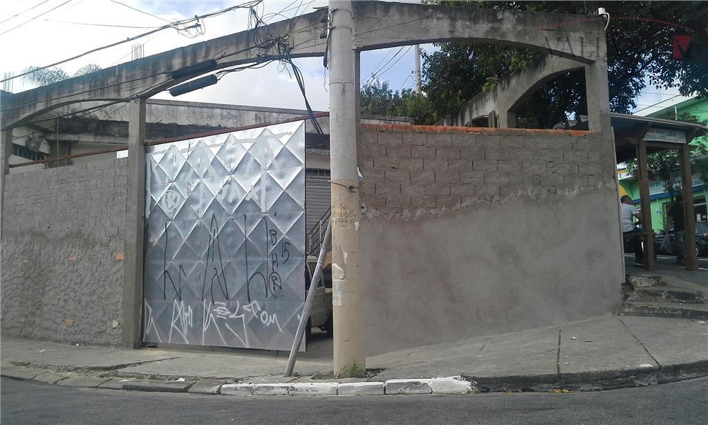 Salão  comercial para locação, Vila Paranaguá, São Paulo.