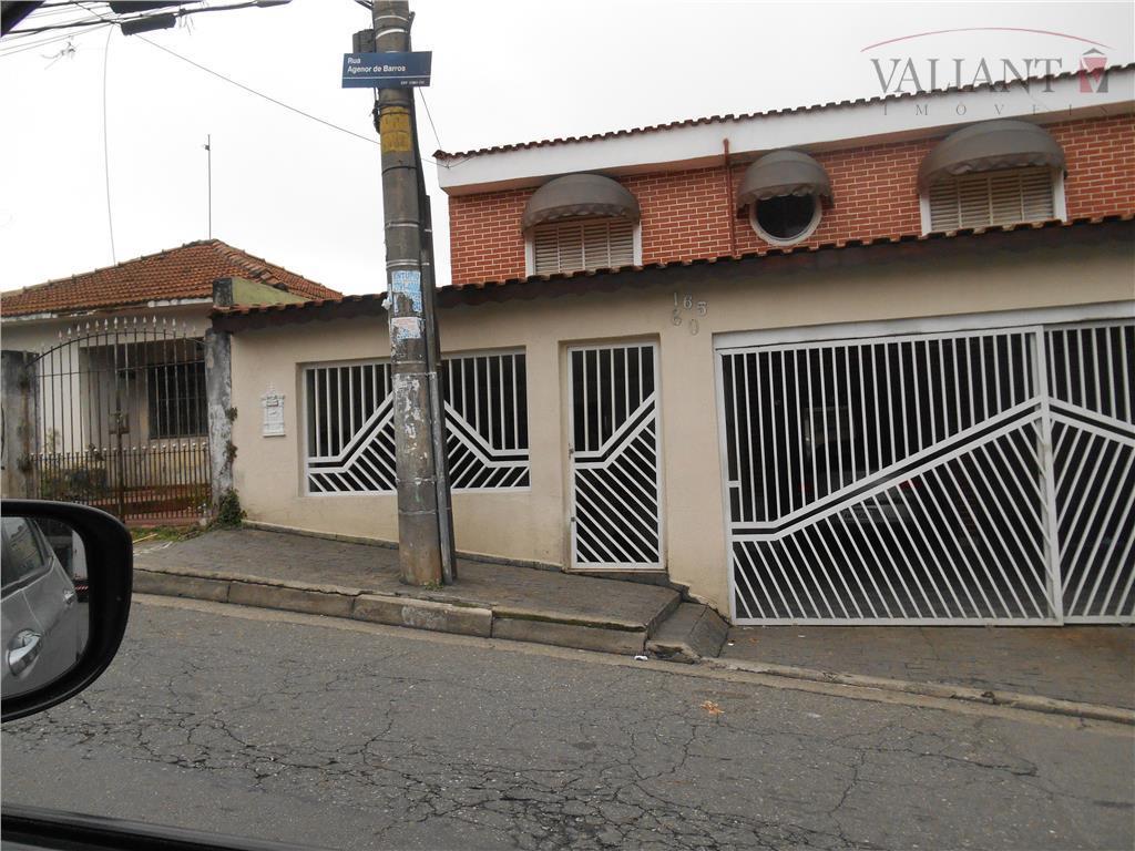 Sobrado comercial para locação, Vila Ponte Rasa, São Paulo.