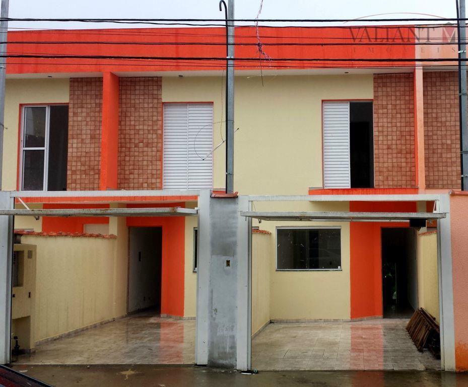 Sobrado  residencial à venda, Vila Ponte Rasa, São Paulo.