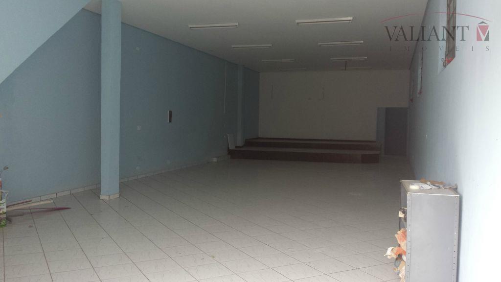 Salão  comercial para locação, Vila Rio Branco, São Paulo.