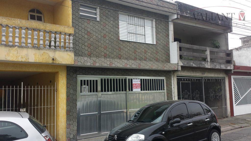 Sobrado  residencial para locação, Vila Sílvia, São Paulo.