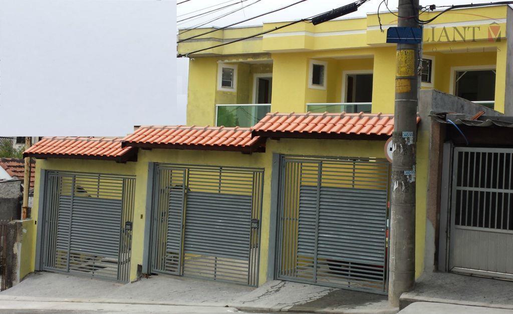 Sobrados novos 3 Dorm (1suíte), Vila Buenos Aires, São Paulo.