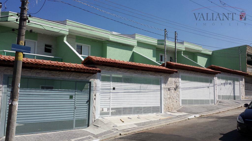 Sobrados Novos 3 Dormitórios (1 Suíte), Vila São Francisco, São Paulo.