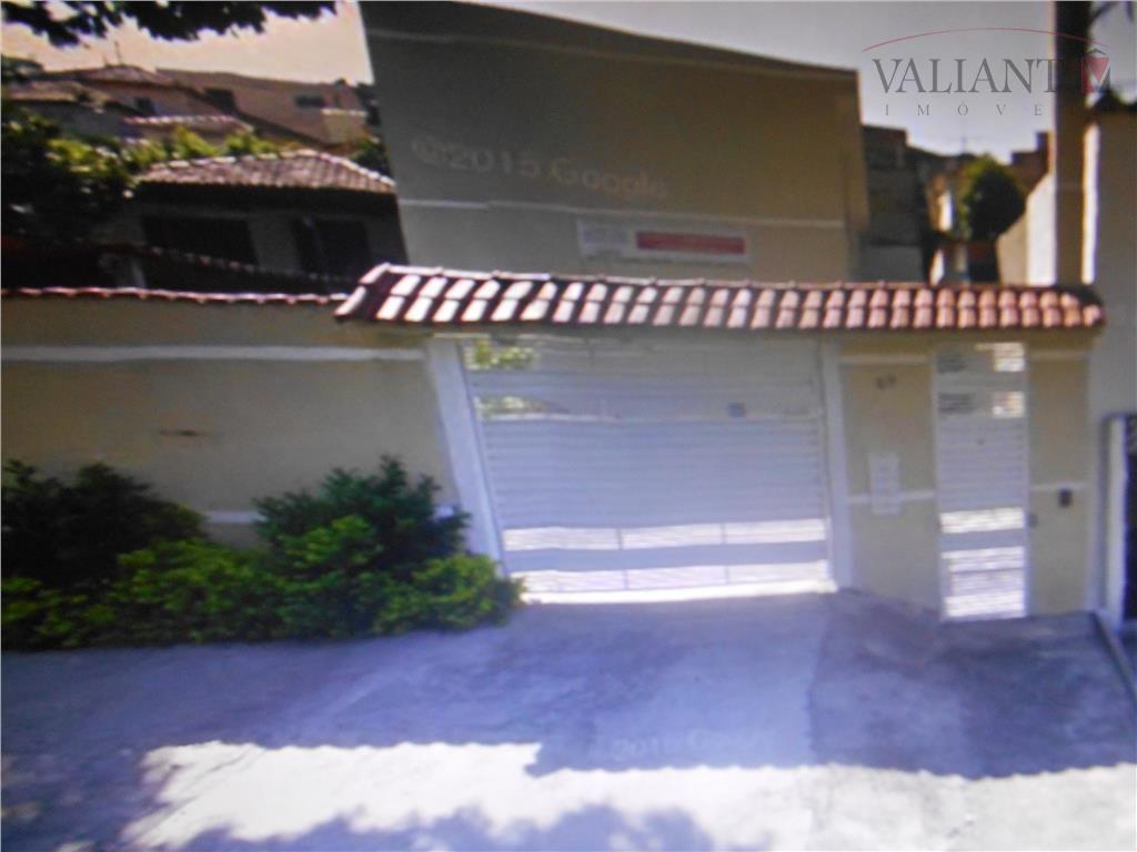 Sobrado  residencial à venda, Vila Dalila, São Paulo.