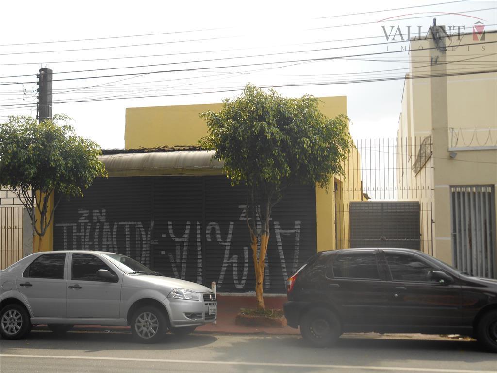 Salão  comercial para locação, Penha de França, São Paulo.