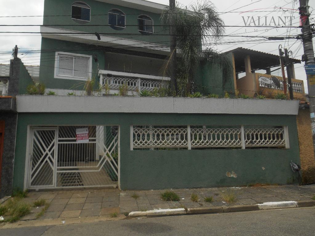 Sobrado  residencial à venda, Jardim Ponte Rasa, São Paulo.