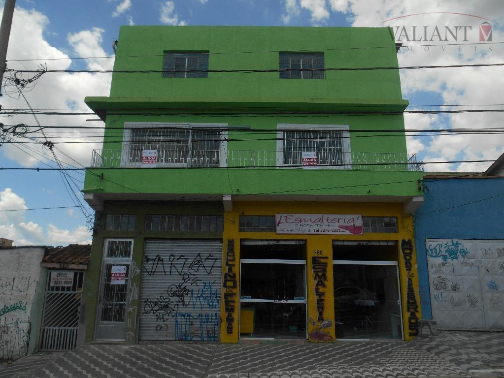 Salão  comercial para locação, Ermelino Matarazzo, São Paulo.