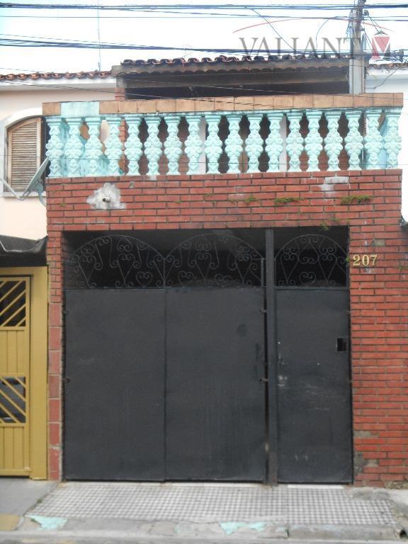 Sobrado  residencial para locação, Vila Siria, São Paulo.