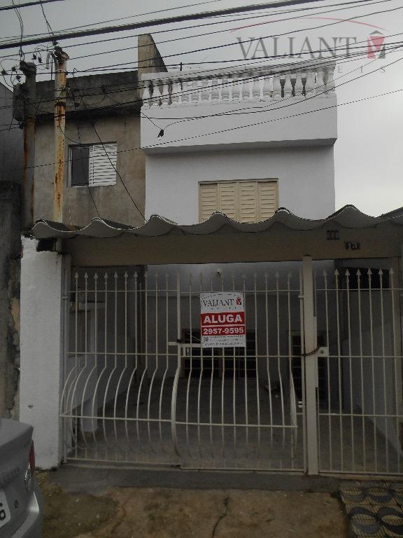 Sobrado  residencial para locação, Jardim São Carlos (Zona Leste), São Paulo.