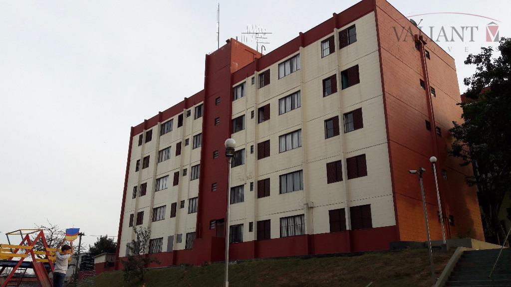 Apartamento 3 Dormitórios, 67m² - AE Carvalho/Itaquera