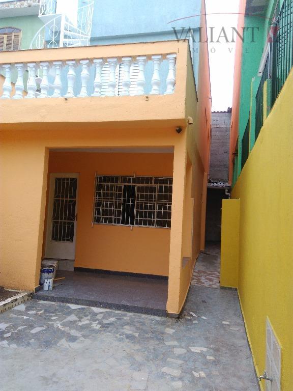 Casa residencial para locação, Parque Císper, São Paulo.