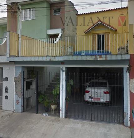 Casa residencial para locação, Jardim Popular, São Paulo.