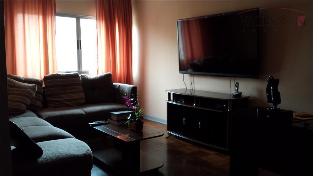 Apartamento residencial para venda e locação, Brás, São Paulo - AP0026.