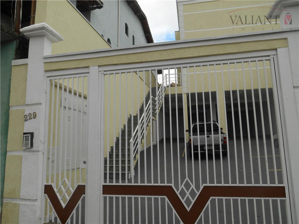Sobrado residencial à venda, Parque Boturussu, São Paulo.