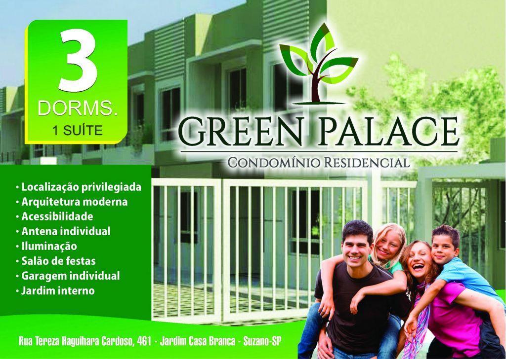 Sobrado residencial à venda, Jardim Casa Branca, Suzano - SO0022.